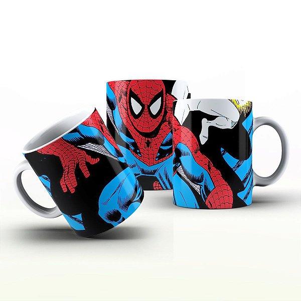 Caneca Personalizada Heróis  - Spider Man
