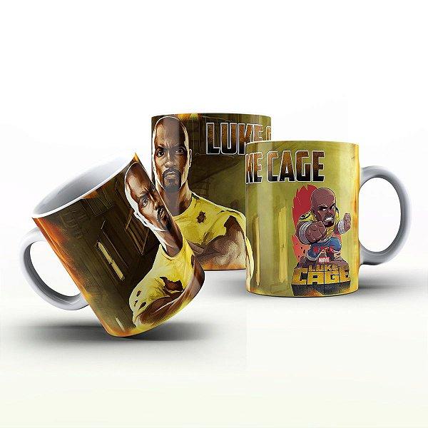 Caneca Personalizada Heróis  - Luke Cage