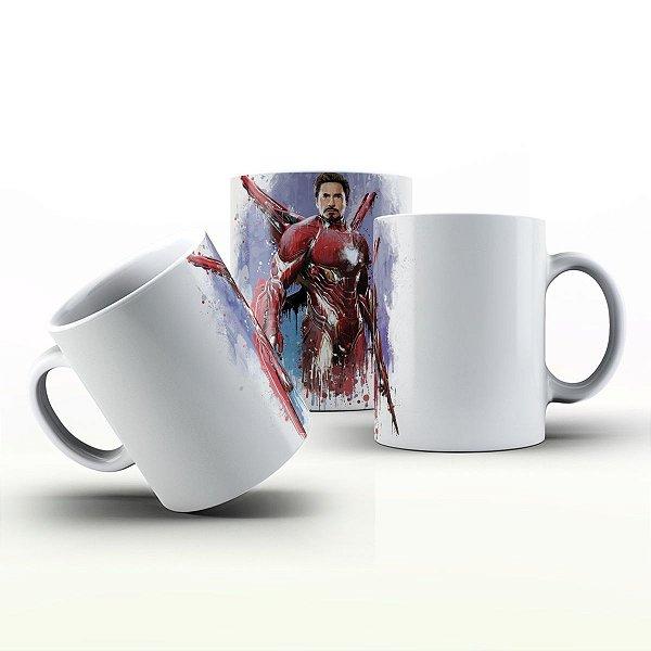 Caneca Personalizada Heróis  - Iron Men
