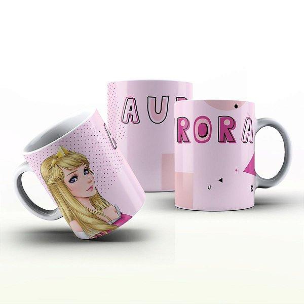 Caneca Personalizada  - Aurora