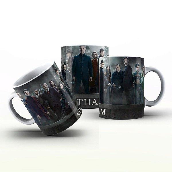 Caneca Personalizada Seriado - Gotham