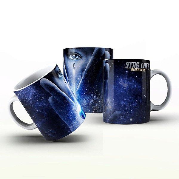 Caneca Personalizada Seriado - Star Trek