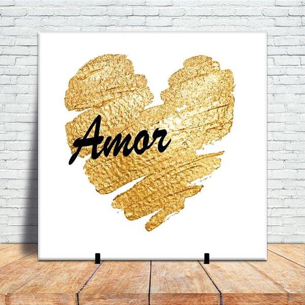 Azulejo Decorativo - Haja Amor