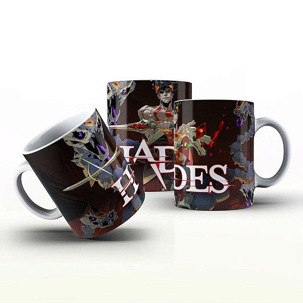 Caneca Personalizada Game - Hades