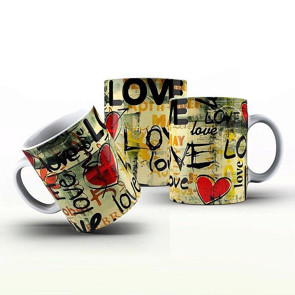 Caneca Personalizada Datas Comemorativas - Mug love