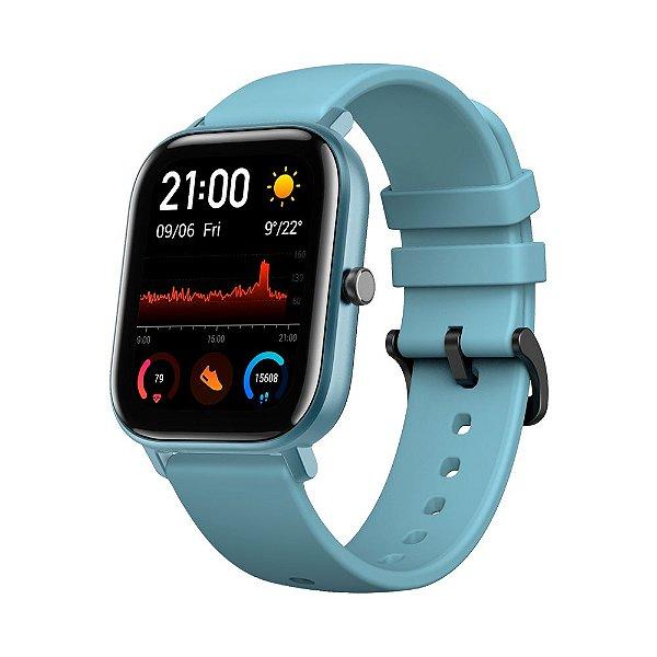 Smartwatch Xiaomi Amazfit GTS, iOS e Android, Versão Global, Multidiomas