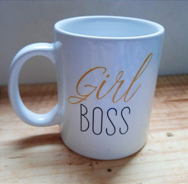Caneca Girl Boss