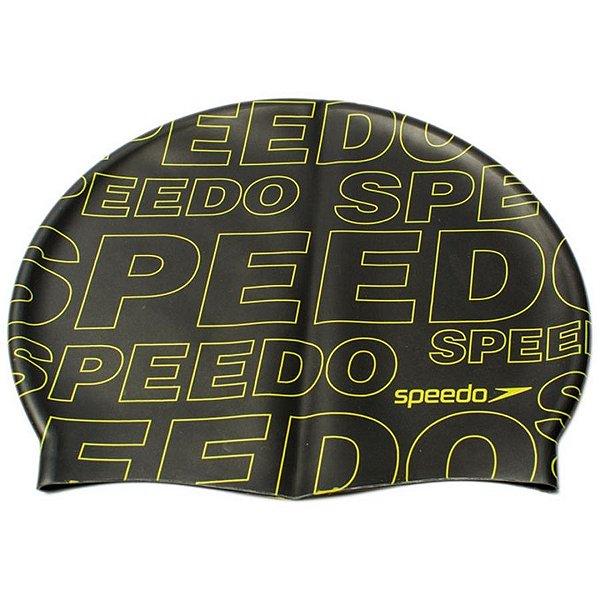 Touca de Natação Speedo Flat Cap Special Edition