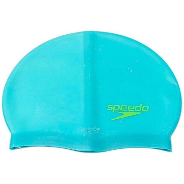Touca de Natação Speedo Flat Cap Neon Series