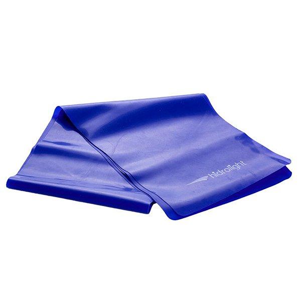 Faixa Elástica de Latex Hidrolight Azul