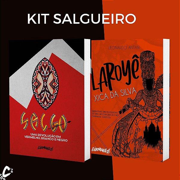 Kit Salgueiro - Xica da Silva + Sal60