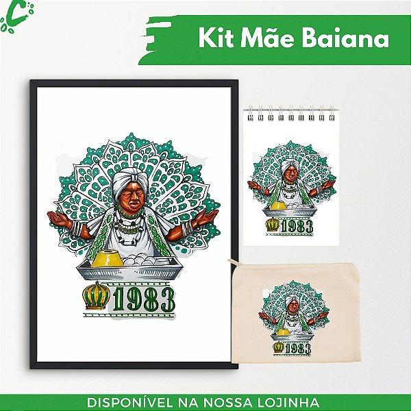 Kit Mãe Baiana - Império Serrano 1983