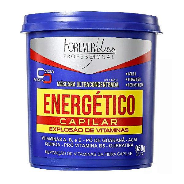 Energético Capilar Máscara Concentrada 950g Forever Liss