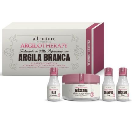 Kit Argilotherapy completo  - All Nature