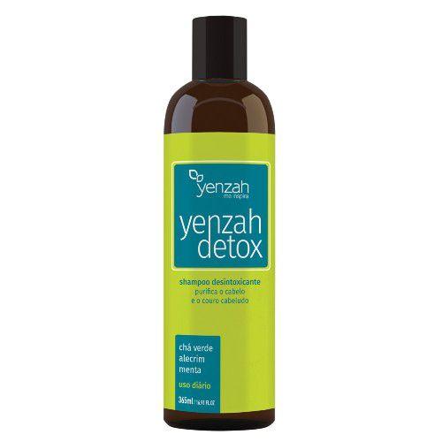 Shampoo Desintoxicante 365ml - Detox Yenzah