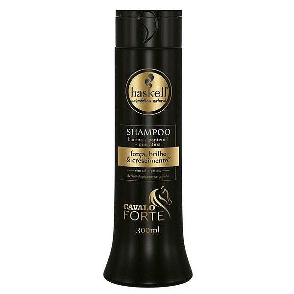 Shampoo Cavalo Forte 300ml - Haskell