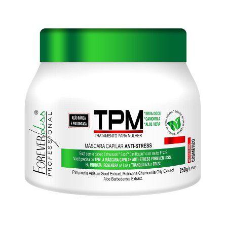 TPM Máscara Capilar Anti Stress 250g - Forever Liss