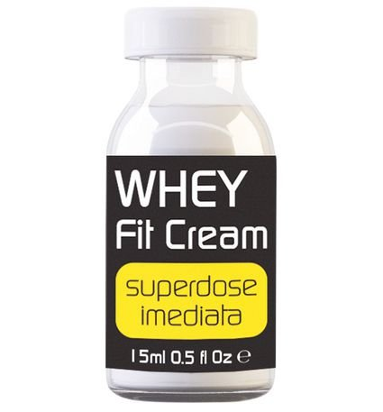 Ampola de Tratamento Whey Fit Cream  15ml - Yenzah