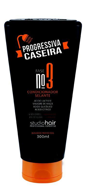 Condicionador Selante Progressiva Caseira 300ml - Muriel