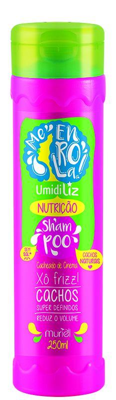 Shampoo UmidiLiz Me Enrola Nutrição 250ml - Muriel