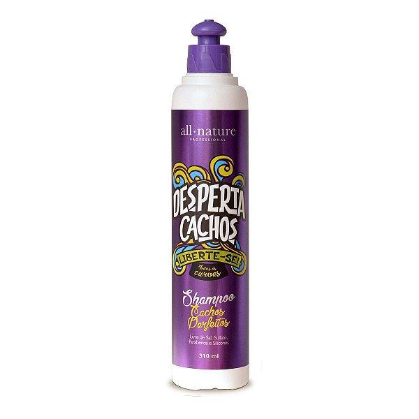 Shampoo Desperta Cachos 310ml - All Nature