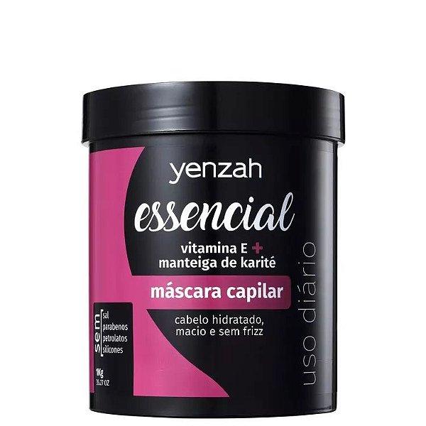 Máscara Capilar  Essencial 1kg Yenzah