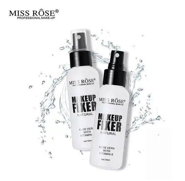Miss Rôse Makeup Fixer Natural Fixador de Maquiagem