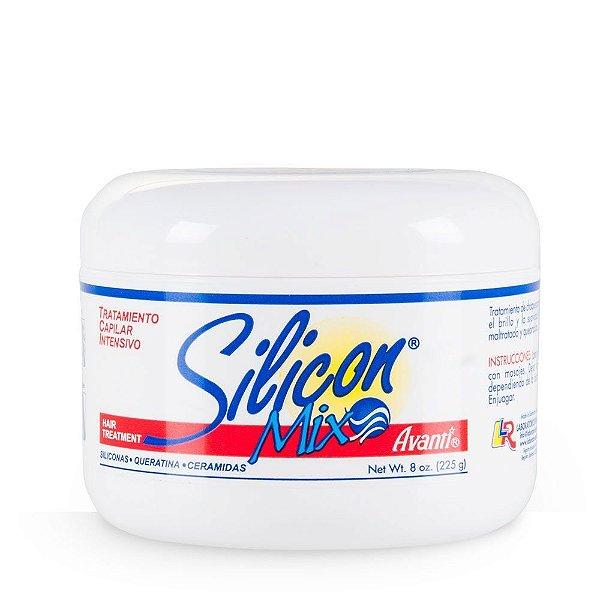Máscara de Tratamento Capilar Hidratação Reconstrutiva Silicon Mix Avanti 225g