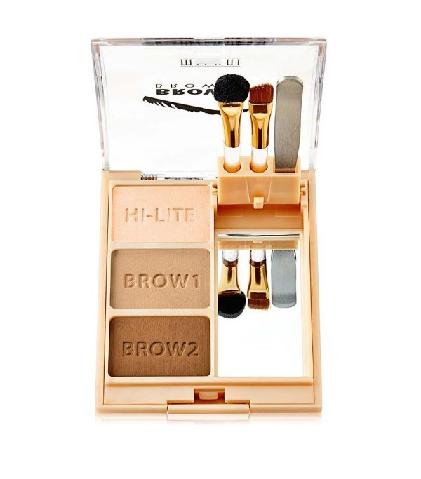 Milani Brow Fix Kit Sombra Para Sobrancelha Dark 03