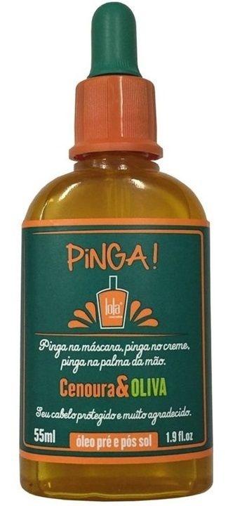 PINGA! CENOURA E OLIVA 55ML Lola Cosmetics
