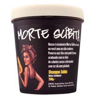 Lola Cosmetics Morte Súbita Shampoo Hidratante 250g