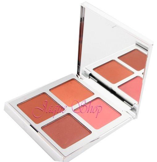 Paleta de Blush Miss Rôse Número 02 com 04 cores Matte