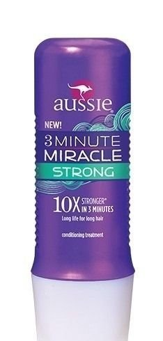 Mascara Aussie Strong 3 minutos Miracle