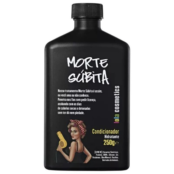 Lola Cosmetics Morte Súbita Condicionador 250ml