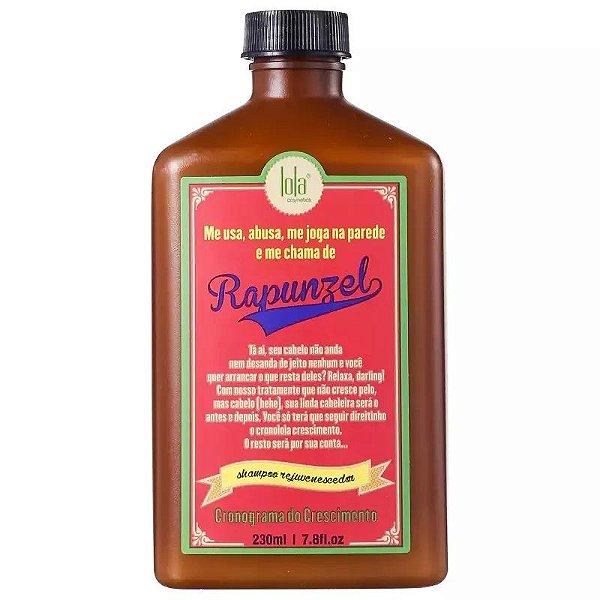 Lola Cosmetics Rapunzel Shampoo Rejuvenescedor 230ml