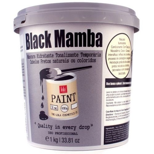 Lola Black Mamba Máscara Tonalizante 1 Kilo