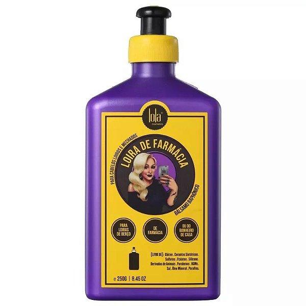 Lola Cosmetics Loira de Farmácia Bálsamo Baphônico 250g