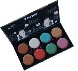 Paleta de Corretivo Colorido PlayBoy HB84134PB