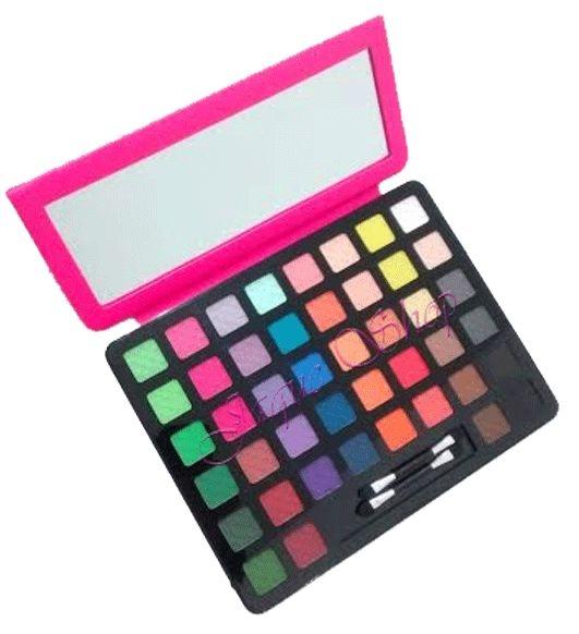 Paleta de Sombra Matte PlayBoy 44 Cores HB84621PB