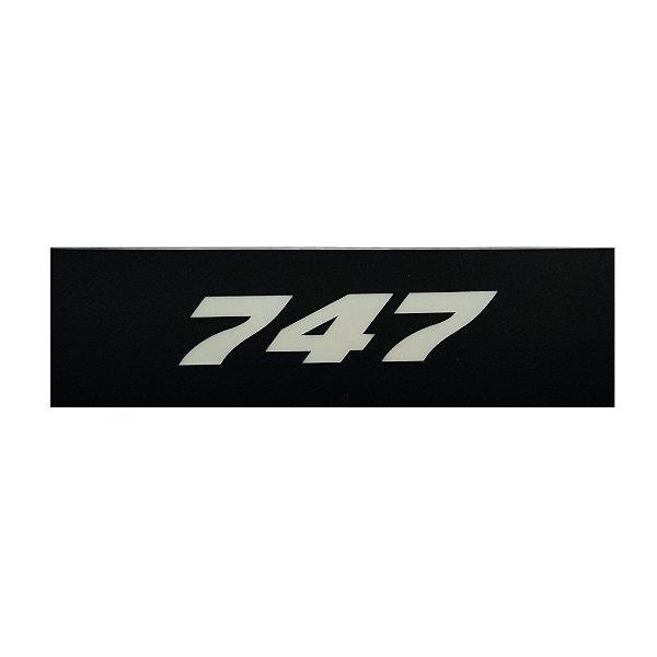 LUMINÁRIA CÉU AZUL - B747  C/ CONTROLE REMOTO