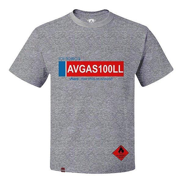 CAMISETA  AERO - AVGAS100LL
