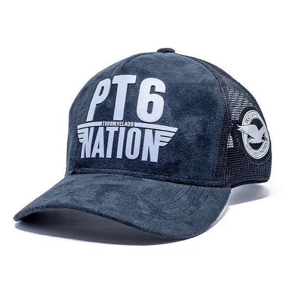 Boné PT6 Nation | Tudo Nivelado