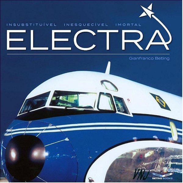 Livro Electra, Insubstituível, Inesquecível, Imortal | Panda Beting