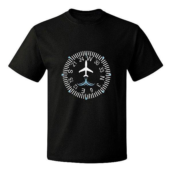 Camiseta Giro Direcional | Ju Helps