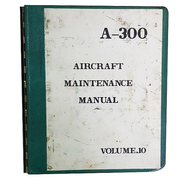 MANUAL VASP- A300 AIRCRAFT MAINTENANCE MANUAL AIRBUS