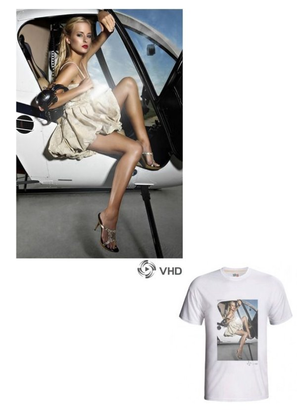 Camiseta VHD Adulta OUTLET