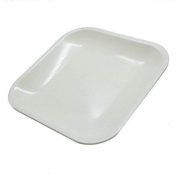 Prato de Plástico Vasp Bege