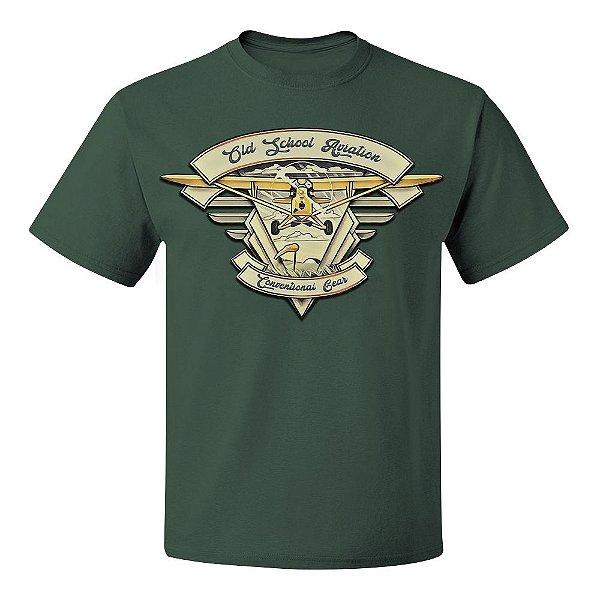 Camiseta Old School | Tudo Nivelado