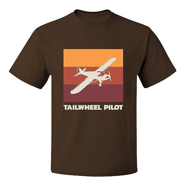 Camiseta Tailwheel   Tudo Nivelado