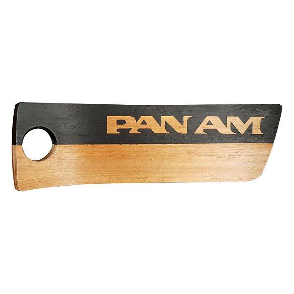 Porta Vinho Vintage Pan Am